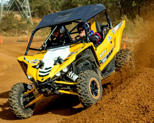 Yamaha YXZ Race Buggy, 12 Lap Drive and 2 Hot Laps - Ballarat