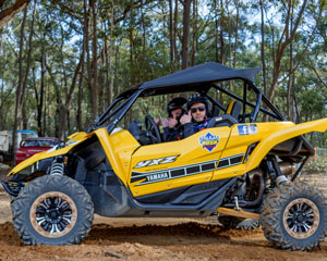 Yamaha YXZ Race Buggy, 12 Lap Drive and 2 Hot Laps - Cambrai, Adelaide