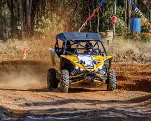 Yamaha YXZ Race Buggy, 8 Lap Drive and 1 Hot Lap - Cambrai, Adelaide