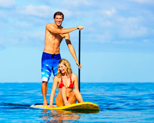 Stand Up Paddleboard Hire - Hillarys, Perth