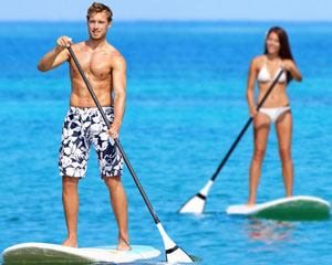 Stand Up Paddleboard Hire - Hillarys, Perth FOR 2