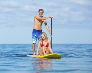 Stand Up Paddleboard Hire - Mandurah, Perth