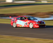 V8 Drive & Hot Laps (BACK SEAT), 9 Lap Combo - Mallala, Adelaide