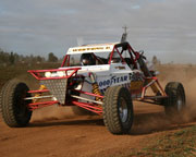 Off Road V8 Race Buggies, 5 Hot Laps - Hidden Valley, Darwin