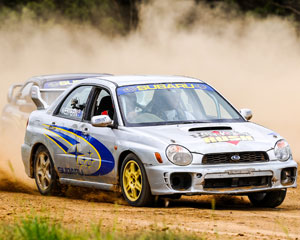 Subaru WRX Rally Hidden Valley, Darwin - 3 Hot Laps