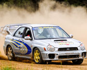Subaru WRX Rally Driving Hidden Valley, Darwin - 3 Hot Laps