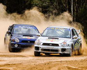 Subaru WRX Rally Driving Hidden Valley, Darwin - 4 Lap Drive and 1 Hot Lap