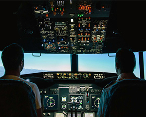 Flight Simulator, Newcastle - 120 Minute Flight