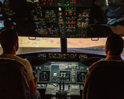 Flight Simulator, Canberra - 120 Minute Flight