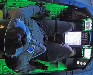F-16 Fighting Falcon Simulator, 60 Minute Flight - Melbourne