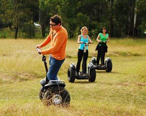 Segway Freestyle Adventure, 40 minutes - Sydney