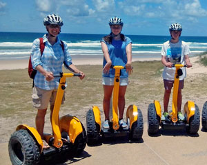 Segway Safari Adventure, 60 minutes – Main Beach Gold Coast