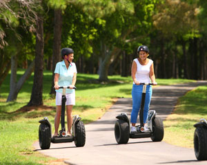 Segway All-Terrain Tour, 60 minutes – Royal Pines Gold Coast