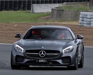 Exotic Supercar Race Track Hot Laps - Gold Coast