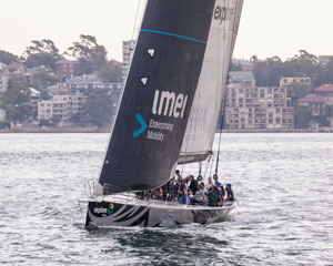 Sailing Aboard Americas Cup Yacht Sydney Harbour