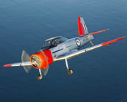 Classic Warbird Flight For 2 People Over Cape Byron Coast