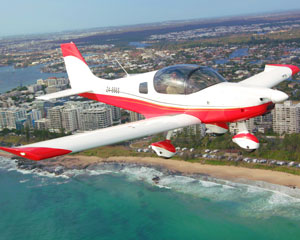 Learn To Fly, Mooloolaba Magic Flying Lesson - Sunshine Coast