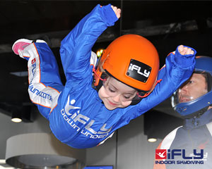 Indoor Skydiving Perth, iFLY Early Weekday (2 Flights) - WEEKDAY SPECIAL - NOW FLYING