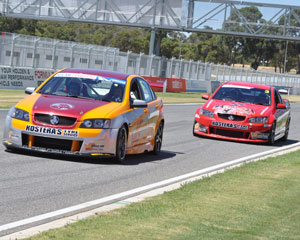 V8 Car or Ute Platinum Package! 10 Lap Drive - Barbagallo, Perth FREE VIDEO FOOTAGE WORTH $50