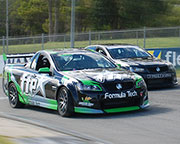 V8 Car or Ute 3 Lap Passenger Ride
