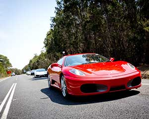 Supercar Drive Day INCLUDES PASSENGER - Sydney To Central Coast And Return