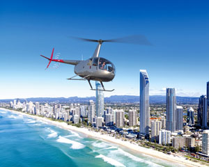 Helicopter Flying Lesson, Learn To Fly in an R44 Helicopter - Gold Coast