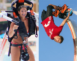Jetpack or Board Flight 20 Minutes - Hillarys, Perth INCLUDES PADDLEBOARD HIRE!