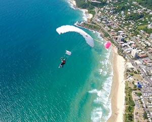 Skydiving Over The Beach Noosa - Tandem Skydive Up To 14,000ft
