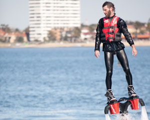 Flyboard Port Melbourne - 10 Minute Weekday Flight