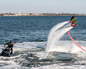Flyboard Port Melbourne - 10 Minute Weekend Flight