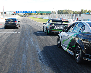 V8 Car or Ute Platinum Package! 10 Lap Drive - Barbagallo, Perth