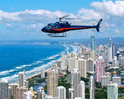 Helicopter Scenic Flight, 10 Minutes - Surfers Paradise Gold Coast