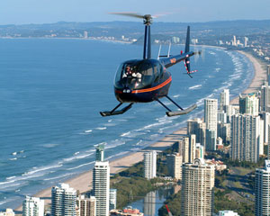 Helicopter Scenic Flight, 20 Minutes - Surfers Paradise Gold Coast