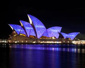 VIVID Sydney Cruise