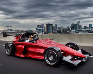 Quantum GP700 or Ariel Atom 600 Hypercar ride, 1 Hour - Macedon Ranges