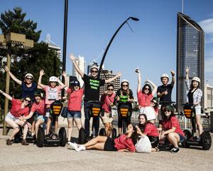 Segway Joy Ride, 45 Minutes - Brisbane