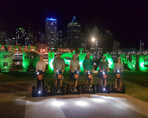 Segway Joy Ride, 2 Hour Night Tour - Brisbane
