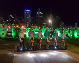 Segway Joy Ride, 2 Hour Night Tour - Brisbane