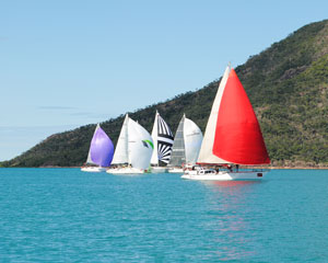 Hamilton Island Race Week - 9 day Sailing Experience