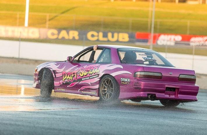 Drifting, 40 Lap Xtreme Drive - Perth