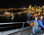 BridgeClimb Sydney - Weekend Night - MOTHER'S DAY SPECIAL - INCLUDES NICK'S BAR & GRILL LUNCH