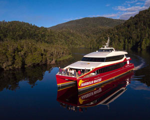 World Heritage Cruise - Strahan, Tasmania (Premium Seating)