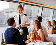Sydney Harbour Top Deck 2 Course Lunch Cruise - Circular Quay, Sydney