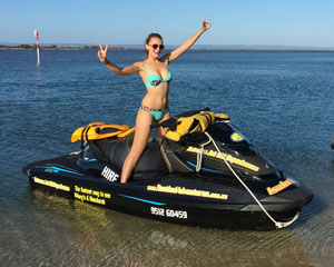 Jet Ski Mandurah, Awesome Estuary Tour 60 Minutes - Perth (RIDER PLUS PASSENGER)