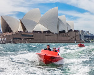Self Drive Boat Adventure, Sydney Harbour Highlights Tour - FOR TWO