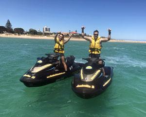 Jet Ski Mandurah, Extreme Ocean Tour 90 Minutes - Perth (SINGLE RIDER)