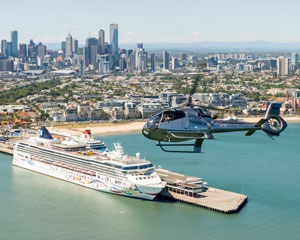 City & Coastal Helicopter Tour Of Melbourne