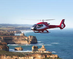 1-Day Great Ocean Road Classic Tour with Helicopter Flight Including CBD Transfers - Departs Melbourne