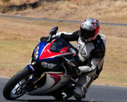 Ride A Kawasaki Motorbike Around Lakeside Park Raceway