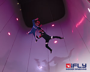 Indoor Skydiving Perth, iFLY High Package (2 Flights) - NOW FLYING!
